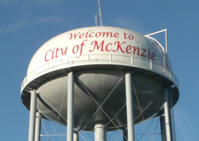 City of McKenzie